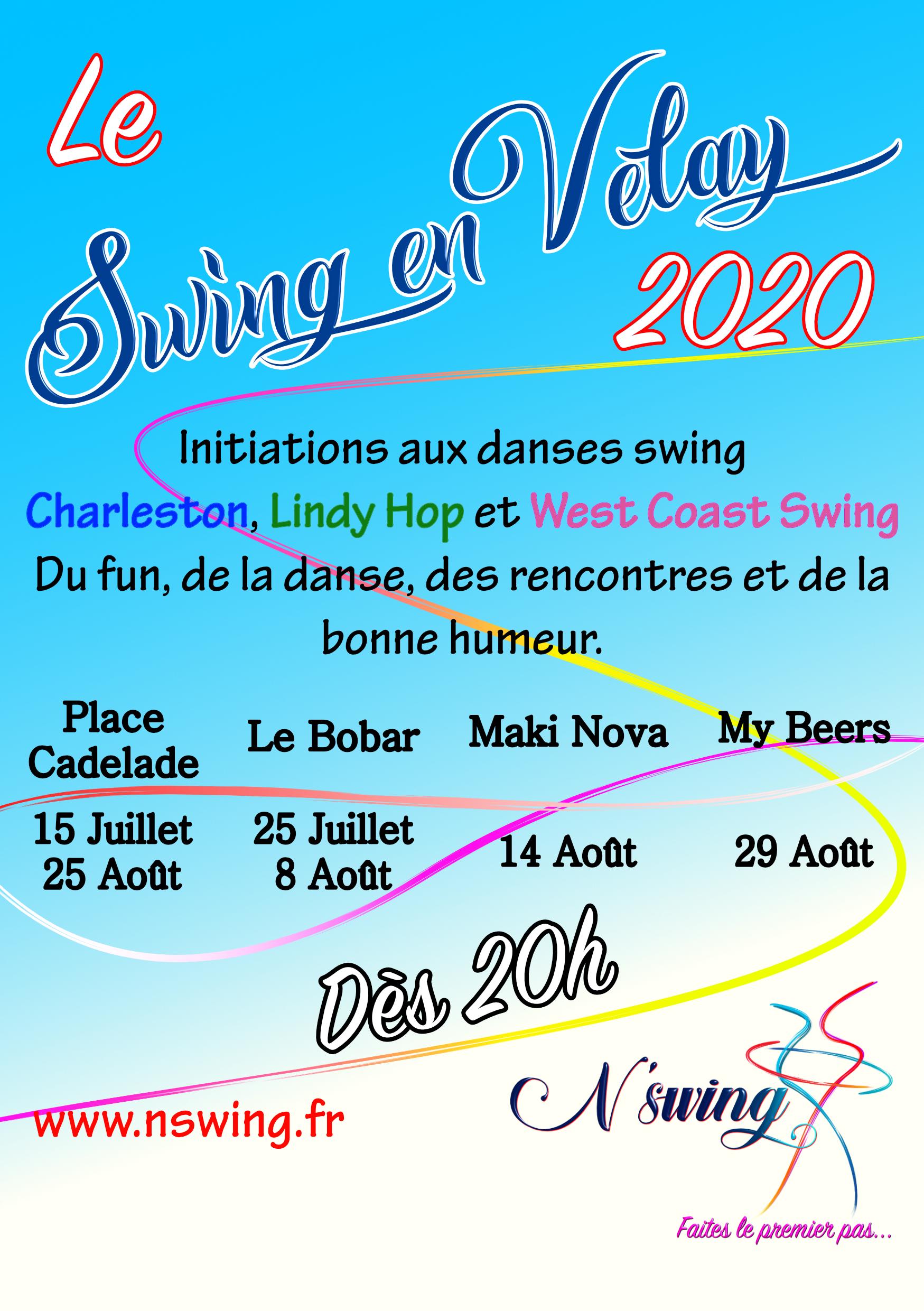 danse au Puy